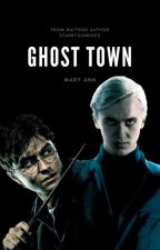 Ghost Town | Drarry by starrysunrises