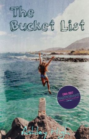 The Bucket List [Wattys 2017] by Padfoot621