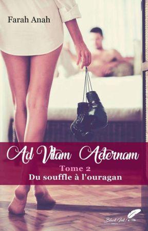 AD VITAM AETERNAM 2 (Publié chez Black ink éditions) by kitty-of-street