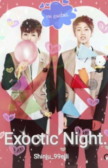 Exotic Night. [Jinkook] [Vhope] [YoonMin] ...