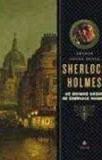Os Últimos Casos De Sherlock Holmes by VanessaPeiter