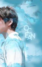 OCEAN  ;  VHOPE #KpopHallyuAwards by yoondxddy