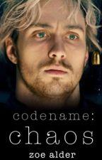 Codename: Chaos (Pietro Maximoff) by ZoeAlder