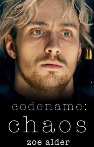 Codename: Chaos (Pietro Maximoff)
