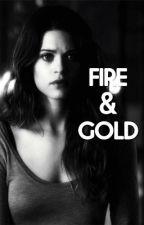 Fire & Gold | Chris Pratt by barbsmorse