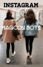 Instagram;Magcon Boys by youaremyperfectbook