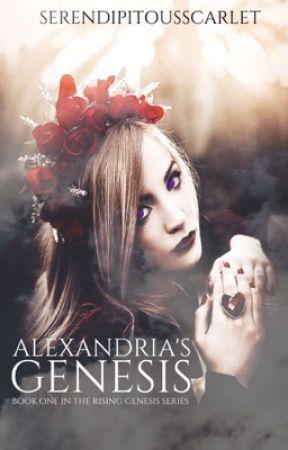 Alexandria's Genesis by SerendipitousScarlet