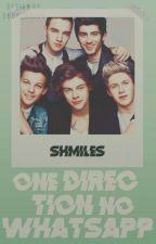 One Direction No Whatsapp  by surpreziam