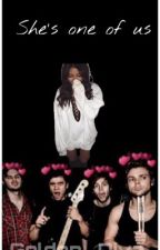 She's one of us [5sos fanfic] by Golden_Diva