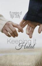 Keeping It Halal by microbear