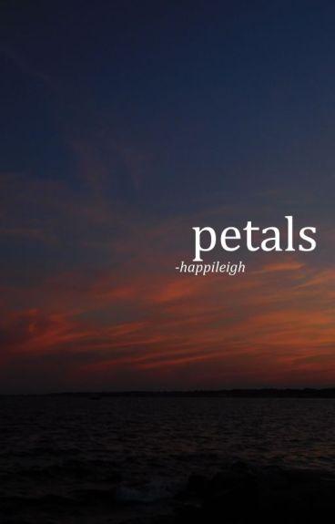 petals ; poetry