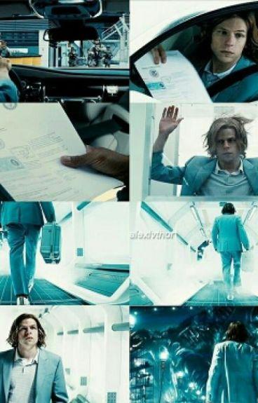 I Hate You, I Love You (Alexander Luthor X Tu)