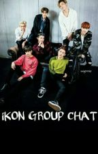 iKON Group Chat by xxijennie