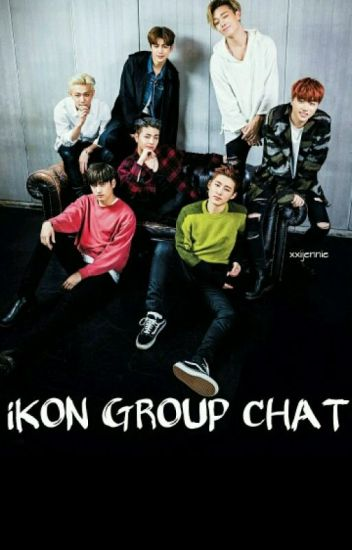 iKON Group Chat