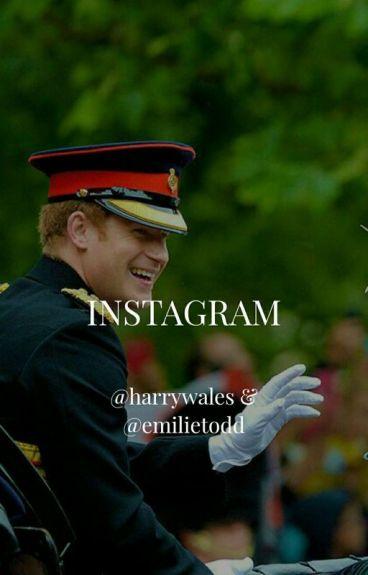 Instagram. Principe Harry.