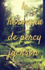 La Hermana De Percy Jackson by anap2506