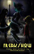Freakshow (Comic) (HAITUS) by NeonnDreamer