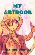 Art book #3 by -Shadow_Reaper-