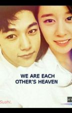 [LongFic] [We are each other's heaven] [MyungYeon] By Sushi by sushi_huyenanh131