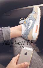 Snapchat//C.F by brennarose57