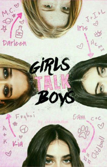 girls talk boys » 5sos