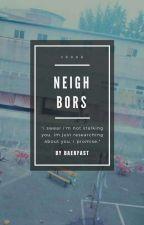 neighbors ✮ vkook by baekfast
