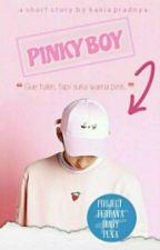 Pinky Boy  by wishfullnea