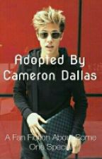 Adopted By Cameron Dallas  by KobraKid-