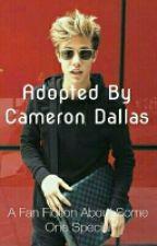 Adopted By Cameron Dallas  by KobraKid-