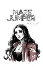 Maze Jumper/AOU  Wanda Maximoff by louzaylinarry