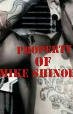 Property Of Mike Shinoda  by T-rex_Taco