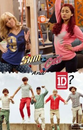 Sam and Cat and 1D? - Chapter 4 - Mustardnade, Toilet Wars