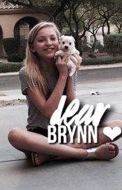 dear brynn|  by califoniaavenue