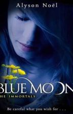 The immortals #2 series blue moon Alyson Noël by bringchemicalpanic