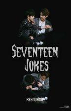 ╰●╮Seventeen Jokes. +svt by jiminreenpunya