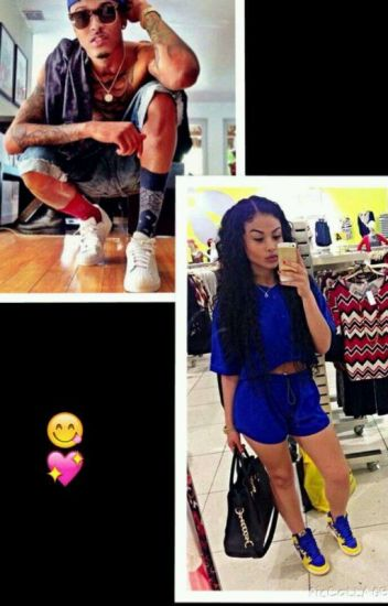 India Westbrooks And August Alsina