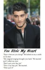 You Stole My Heart by HESGotThatOneThing