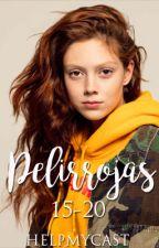 Pelirrojas (15-20 años) by helpmycast