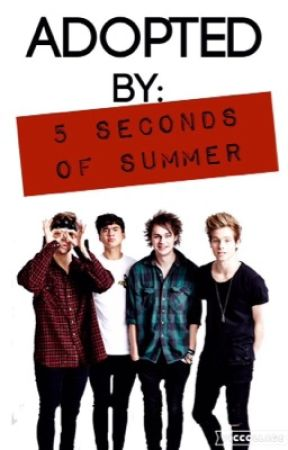 Adopted By 5SOS by -mintsue-