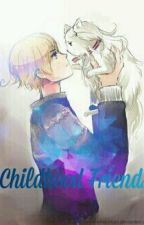 Childhood Friend    (Norway X Reader) by zFanficfreakz