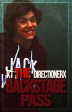 The Backstage Pass (a Harry Styles fanfiction) by KTDirectionerx