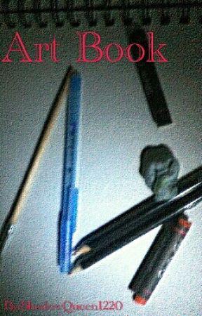 Art Book by ShadowQueen1220