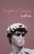 Daughter Of Dionysus  by Rickotel-