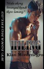 HILING: Kian Montenegro by ionahgirl23