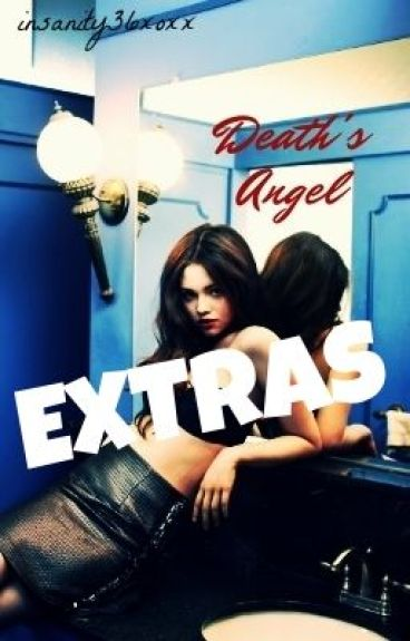 Death's Angel Extras by INSANITY36XOXX