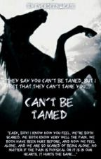 Can't Be Tamed by demolitionlover04