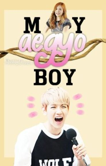 My Aegyo Boy [One Shot Story] by Twstd_sunshine