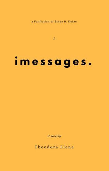iMessages // ethan g.d