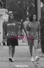 leave your lover // jelena by justinorjustin