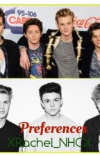 New Hope Club/The Vamps Preferences by XRachel_NHCX